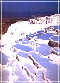 pamukkale cottoncastle travertenes