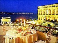 Ciragan Palace and Hotel, Istanbul