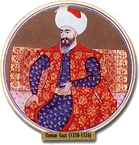 Osman Gazi Founder of the Ottoman Empire